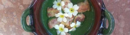 Recept: Koprivna juha